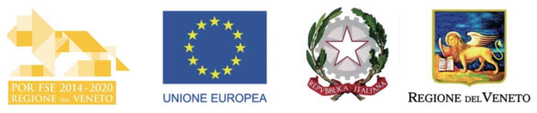 loghi por fse 2014-2020 Regione del Veneto