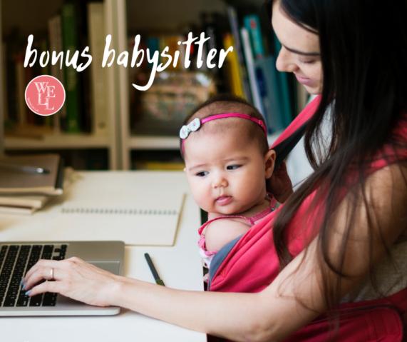 bonus babysitter 2020